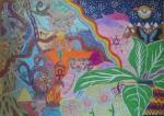 Obras de arte:  : España : Madrid : fuenlabrada : Plantas Mágicas