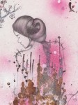 """Obras de arte: America : México : Mexico_region : Toluca : """"La flor de los cerezos"""""""