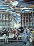 Obras de arte: Europa : Espa�a : Madrid : Madrid_ciudad : EL T�O PEPE D�NDOSE UN PING�I POR SOL