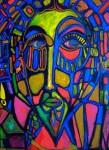 Obras de arte: America : Chile : Antofagasta : antofa : ampulosidad