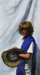 Obras de arte:  : España : Cantabria : Astillero : El vendedor de sombreros