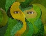 Obras de arte: America : Ecuador : Azuay : Cuenca : MIS OJOS