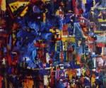 Obras de arte: Europa : Francia : Languedoc-Roussillon :  : Improvisacion - Arte abstracto
