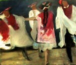 Obras de arte: Europa : Alemania : Nordrhein-Westfalen : Soest : Turkuy de Yanaoca cuzco Peru