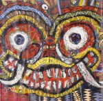 Obras de arte: America : Perú : Lima : la_molina : jaguar
