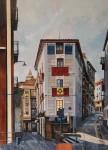 Obras de arte: Europa : España : Euskadi_Bizkaia : Bilbao : TRA. SANTA CLARA Y ATARAZANAS