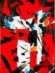 Obras de arte: Europa : España : Andalucía_Granada : Motril : A través del Rojo