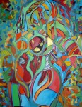 Obras de arte: America : Chile : Antofagasta : antofa : Disfonía Espasmódica
