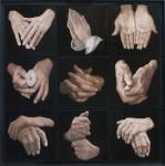 Obras de arte: Europa : Francia : Ile-de-France : Versailles_ciudad : les mains