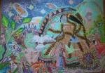 Obras de arte:  : España : Madrid : fuenlabrada : Evolución