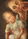 Obras de arte: America : Colombia : Antioquia : Medellín : Paternidad 24