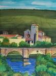 Obras de arte: Europa : España : Castilla_y_León_Burgos : burgos : Covarrubias (Burgos)