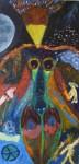 Obras de arte: Europa : España : Comunidad_Valenciana_Alicante : alicante_capital : mujer pájaro