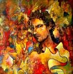Obras de arte: America : Colombia : Antioquia : Medellin : LOS MANUSCRITOS DE PATMOS