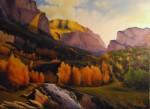 Obras de arte: Europa : España : Catalunya_Tarragona : Cambrils : otoño