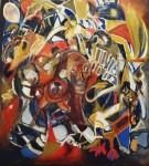 Obras de arte: America : Chile : Antofagasta : antofa : problema ciclico