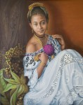 Obras de arte: America : Panamá : Panama-region : Panamá_centro : Tan bonita,como tú