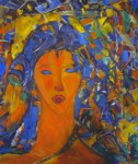 Obras de arte: America : Chile : Antofagasta : antofa :  Fiesta