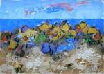 Obras de arte:  : España : Comunidad_Valenciana_Alicante : alcoy : Duna