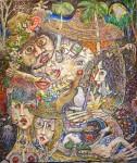 Obras de arte:  : Estados_Unidos : Florida : orlando : La Raza