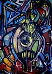 Obras de arte: America : Chile : Antofagasta : antofa :  gananciales