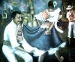 Obras de arte: Europa : Alemania : Nordrhein-Westfalen : Soest : tondero de Piura matices peruanos Laly Varillas y jesus la madrid
