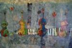 Obras de arte: America : Venezuela : Miranda : Caracas_ciudad : Serialidad