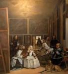 Obras de arte: Europa : España : Castilla_y_León_Burgos : burgos : Las meninas, o La familia de Felipe IV.