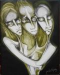 Obras de arte: America : Cuba : Ciudad_de_La_Habana : Centro_Habana : Tres reyes magos