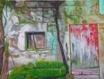 Obras de arte:  : España : Galicia_Pontevedra : Cangas : puertas 1