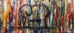 Obras de arte:  : México : Nuevo_Leon : Monterrey : Elefante at ease
