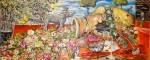 Obras de arte:  : Estados_Unidos : Florida : orlando : El Jarrón Roto
