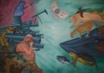 Obras de arte: America : México : Nuevo_Leon : Monterrey : Tecnología vs natura