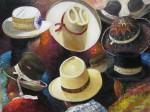 Obras de arte:  : Perú : Arequipa : Arequipa_ciudad : SOMBREROS