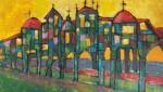 Obras de arte: America : Cuba : Camaguey : Camaguey_ciudad : Edificio del ferrocarril