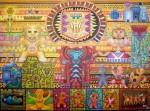 Obras de arte: America : Ecuador : Pichincha : Quito : Génesis de la Cultura Precolombina