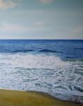 Obras de arte: Europa : España : Catalunya_Barcelona : Barcelona : Poesia en el mar