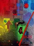 Obras de arte: Europa : España : Catalunya_Barcelona : Castelldefels : Estudio Textura Color 1
