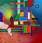 Obras de arte: Europa : España : Catalunya_Barcelona : Castelldefels : Estudio Textura Color 4