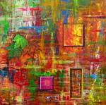 Obras de arte: Europa : España : Catalunya_Barcelona : Castelldefels : OTOÑO (Relieves-2)
