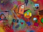 Obras de arte: Europa : España : Catalunya_Barcelona : Castelldefels : Finestres
