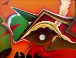 Obras de arte: Europa : España : Catalunya_Barcelona : Castelldefels : El Divino