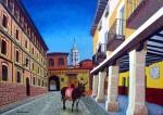 Obras de arte: Europa : España : Catalunya_Barcelona : Castelldefels : Daroca-Baguena