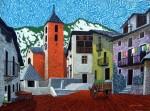 Obras de arte: Europa : España : Catalunya_Barcelona : Castelldefels : Ordino nostalgicos 40