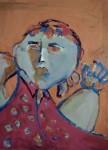 Obras de arte: America : Chile : Antofagasta : antofa :  Escuela