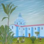 Obras de arte: America : M�xico : Veracruz-Llave : orizaba : Iglesia de Ixhuatlancillo, Veracruz