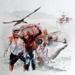 Obras de arte: America : Ecuador : Guayas : GUAYAQUIL : el pez y el pan