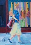 Obras de arte: Europa : España : Castilla_y_León_Burgos : burgos : Mujer con bolso