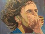 Obras de arte:  : España : Catalunya_Barcelona : Badalona : Carles Puyol
