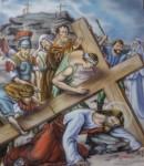 Obras de arte: America : Colombia : Risaralda : Pereira_ciudad : el  viacrucis